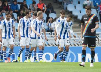 LaLiga investiga si jugadores del Rayo se dejaron perder en Anoeta; citan a la Prensa