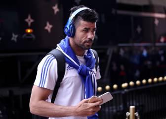 Diego Costa recae de la corva y abre hueco a Torres en la Euro