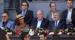 Juan Carlos I irá a la final de la Europa League en Basilea