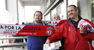 El Sevilla agota sus entradas para la final de Basilea