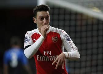 El Arsenal ofrece 12,1 millones al año a Özil para que renueve
