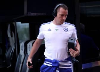El Chelsea ofrece un año más de contrato a John Terry