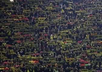 El Dortmund bate su récord de asistencia en una temporada