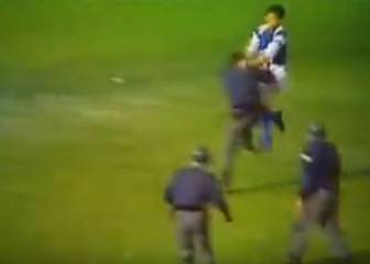 Estallido de odio entre Dinamo y Estrella Roja (1990)