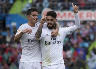 El Málaga cobrará un millón de euros si el Madrid gana la Liga