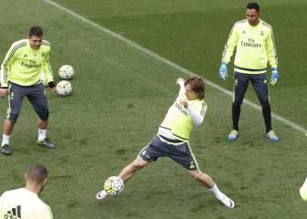 Zidane convoca a toda la plantilla ante un posible alirón