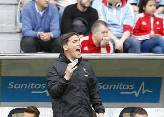 Berizzo repite convocatoria contra el Atlético de Madrid