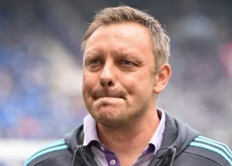 Breitenreiter no entrenará al Schalke la próxima temporada