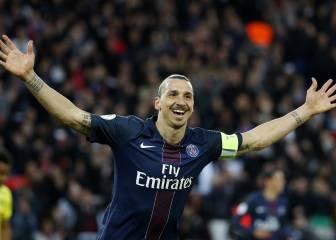 Zlatan se despide como una auténtica leyenda del PSG