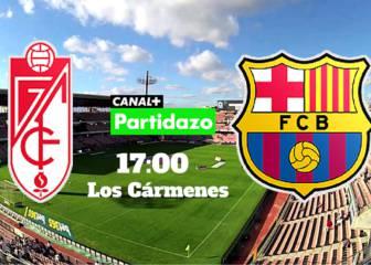 Granada vs Barcelona resultado, resumen y goles