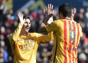 El Barça sale con su once de gala y el Granada, sin Cuenca