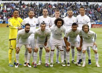 Uno a uno del Madrid: Cristiano sacó su fusil, el equipo cumplió