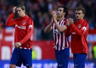 Torres y Griezmann afilaron las garras para la Champions