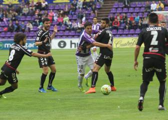Óscar da aire al Valladolid
