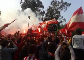 Gijón se vuelva con el Sporting y Marcelino saca a suplentes