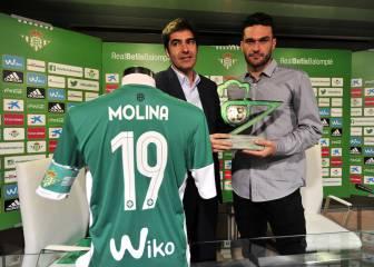 Jorge Molina podría ser el primer fichaje para la 2016-17