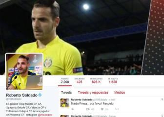 Soldado contesta a Martín Presa: