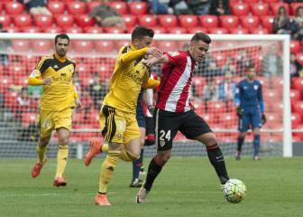 El Bilbao Athletic desciende ante un pobre Osasuna