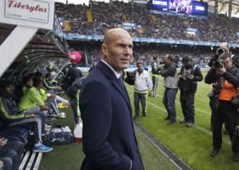 El 'plan Zidane' para Milán: once fijo, trabajo físico, James...