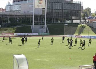 El Cholo cambia San Rafael por Las Rozas para preparar Milán