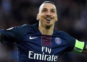 El United ofrece a Ibrahimovic un año más otro opcional