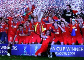 16 de mayo: el Sevilla gana su segunda Europa League (2007)