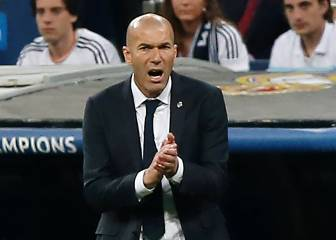 Zidane: mejor arranque de un entrenador del Real Madrid