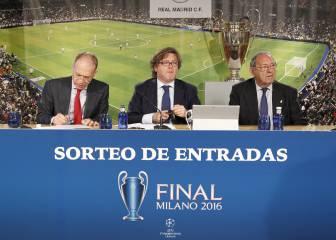El club blanco recula con la penalización de los 10 euros