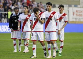 Derechos TV: 100 M€ menos para Rayo, Levante y Getafe
