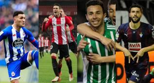 La Liga 2016 mostró la puntería de los delanteros españoles