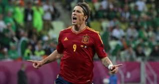 La afición quiere a Torres en la Euro, pero no a Diego Costa