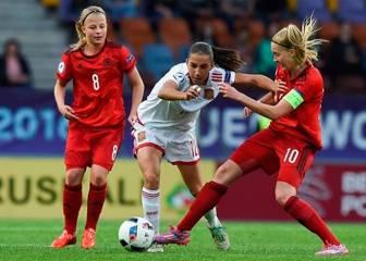La Sub-17, subcampeona de Europa tras caer en los penaltis