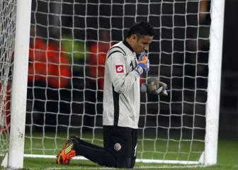 Keylor liderará a Costa Rica en la Copa América Centenario