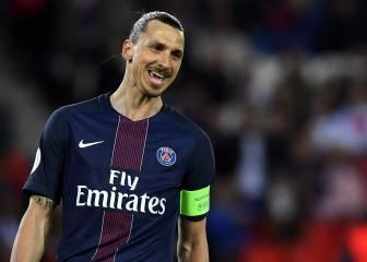 El agente de Ibrahimovic niega contactos con el United
