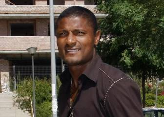 Catanha, entrenador-jugador de un equipo de Málaga