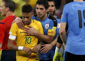 Dunga podría dejar a Neymar sin la capitanía de Brasil