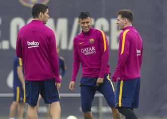 El Barça prepara la final de Copa con la ausencia de Arda
