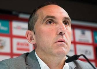Garagarza explica los planes del club para el futuro