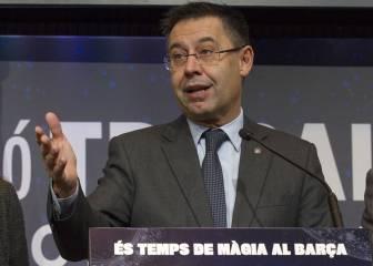 """La Junta del Barça """"está muy concentrada en la Copa"""""""