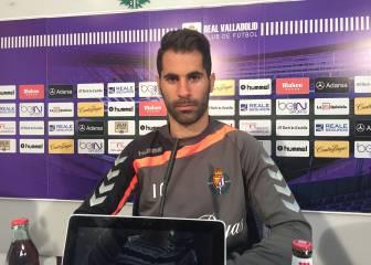 Moyano regresa a Tenerife centrado en el Valladolid