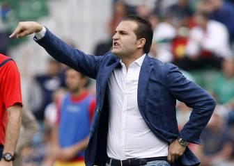 Diego García: 'Nuestro deseo es que Baraja siga con nosotros'