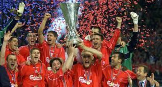 La última UEFA del Liverpool le pilló al Sevilla en Segunda