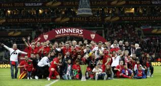 El Sevilla quiere ganar para hacer caja e historia en Basilea