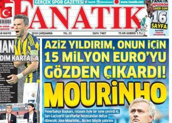 En Turquía enloquecen ante la posible llegada de Mourinho