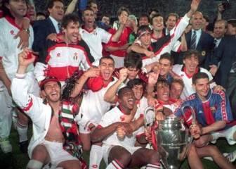 18 de mayo: el Milan pone fin al Dream Team de Cruyff (1994)