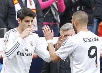 El Arsenal irá a por Benzema y ofrecerá ¡65 M€ por Morata!