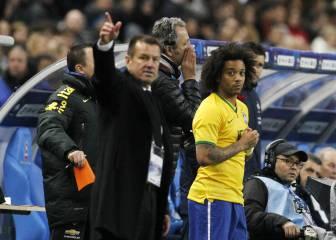 Dunga sobre Marcelo: