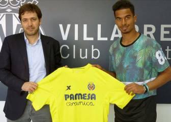 Afif firmó con el Villarreal y debutará el jueves en Novelda