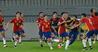 España remonta ante Alemania y jugará la final frente a Portugal