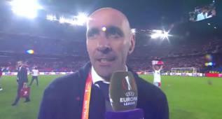 """Monchi: """"Bajé en el descanso; Emery resucita a un muerto"""""""